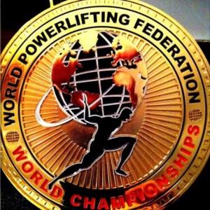 WPF gold medal