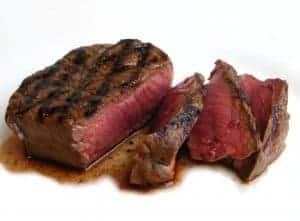 steak rare