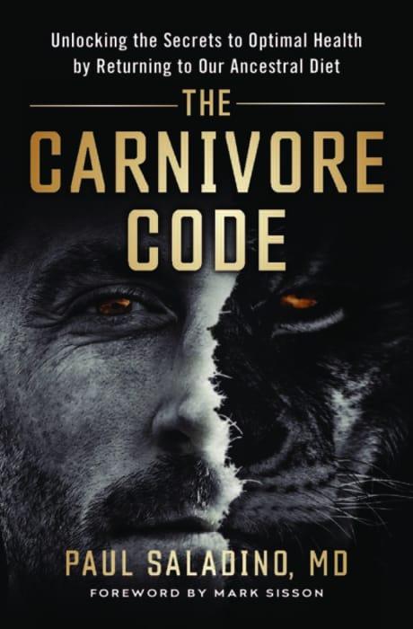 Carnivore Code Book Cover